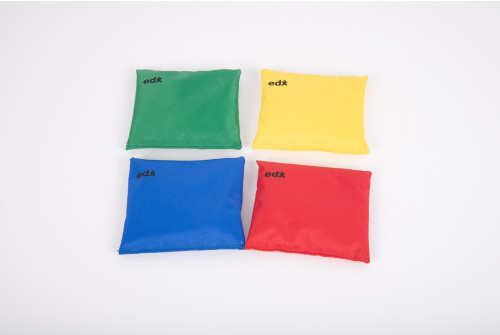 Colour Bean Bags - Pk4