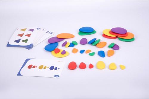 Rainbow Pebbles® - Pk36