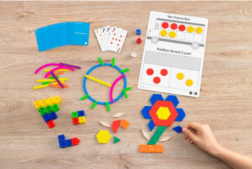 Maths Home Learning - Foundation Set