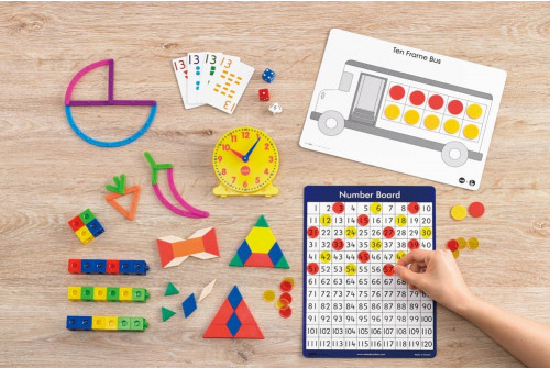 Maths Home Learning Grade 1-2