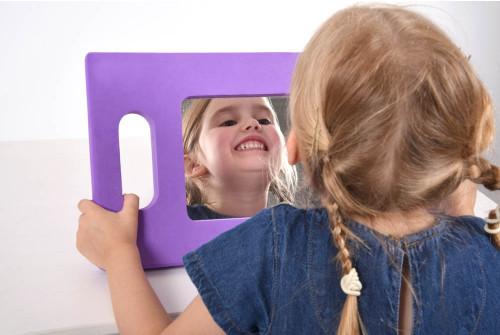 Hand-Held Softie Mirror