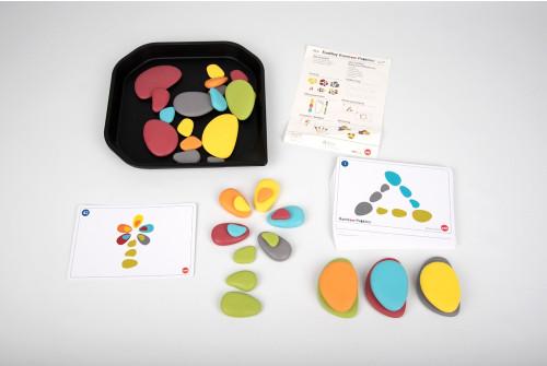 FunPlay Rainbow Pebbles