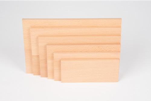 Natural Architect Rectangular Panels - Pk6