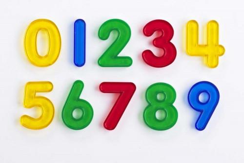 Transparent Numbers - Pk10