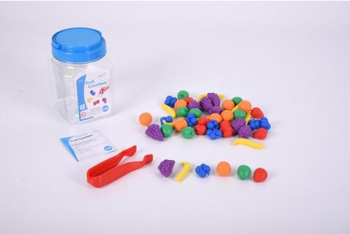 Fruit Counters Jar - Pk48