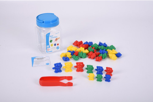 Bear Counters Jar - Pk36