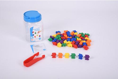 Small Bear Counters Jar - Pk60