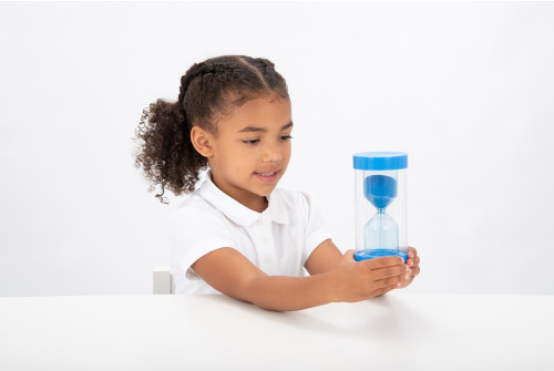 ColourBright Sand Timer - 5 Min. (Blue)