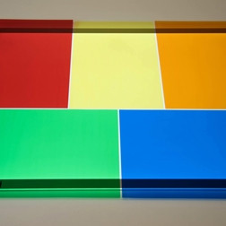 Colour Acetate Sheets - Pk5