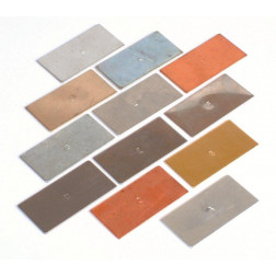 Metal Strip Set - Pk12