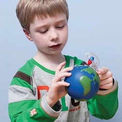 Magnetic Globe Set