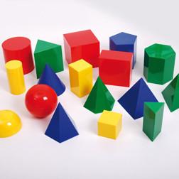 Large Geometric Solids - Pk17