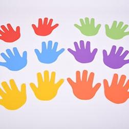 Hand Marks - Pk12
