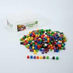 1cm Cubes - Pk1000