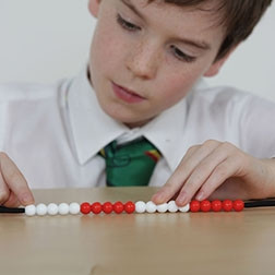 Student 20 Beadstrings - Pk10