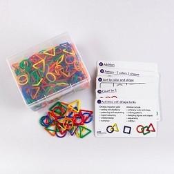 Shape Links Activity Set - Pk380