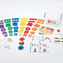 Rainbow Pebbles Classroom Set - Pk302