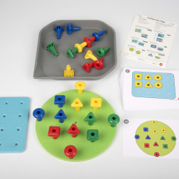 FunPlay Geo Pegs