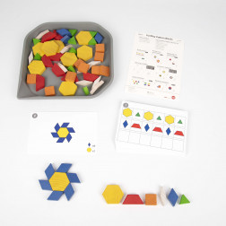 FunPlay Wooden Pattern Blocks
