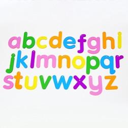 Rainbow Letters - Pk26