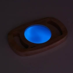 Easy Hold Glow Panel - Blue