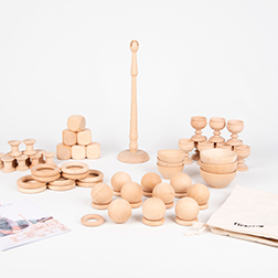 Heuristic Play Wooden Starter Set