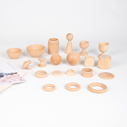 Heuristic Play Wooden Basic Set