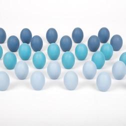 "Wooden Treasures ""Egglet"" - Pk30"