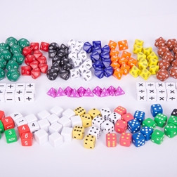Polyhedra Dice Set - Pk162