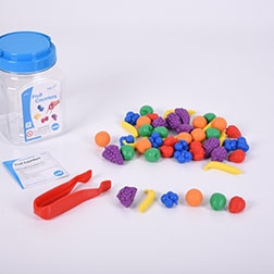 Fruit Counters Jar - Pk48