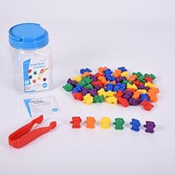 Small Bear Counters - Pk60