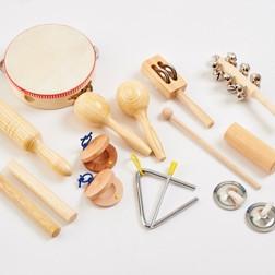 Percussion Set - Pk10