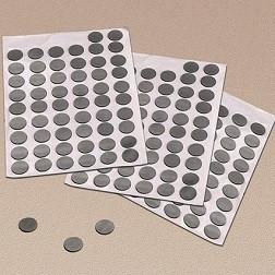 Self-Adhesive Magnetic Dots - Pk300