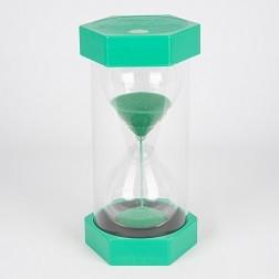 Mega Sand Timer - 1 Minute (Green)