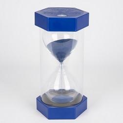 Mega Sand Timer - 5 Minute (Blue)
