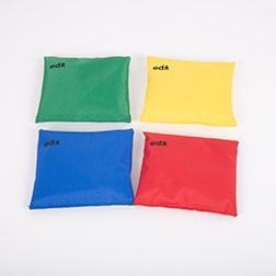 Colour Bean Bags - Pk4