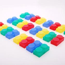 SiliShapes® Soft Bricks - Pk24