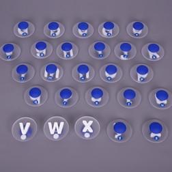 Alphabet Stampers - Pk26