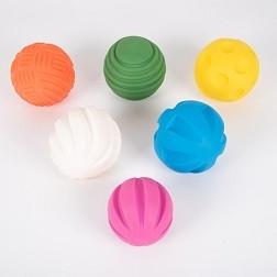 Tactile Balls - Pk6
