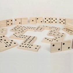 Wooden Dominoes - Pk28