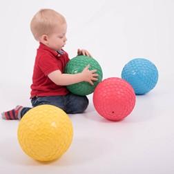 Easy Grip Balls Set - Pk4