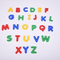Transparent Letters - Pk26
