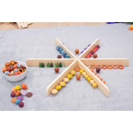 Shown with Wooden Discovery Dividers 73464