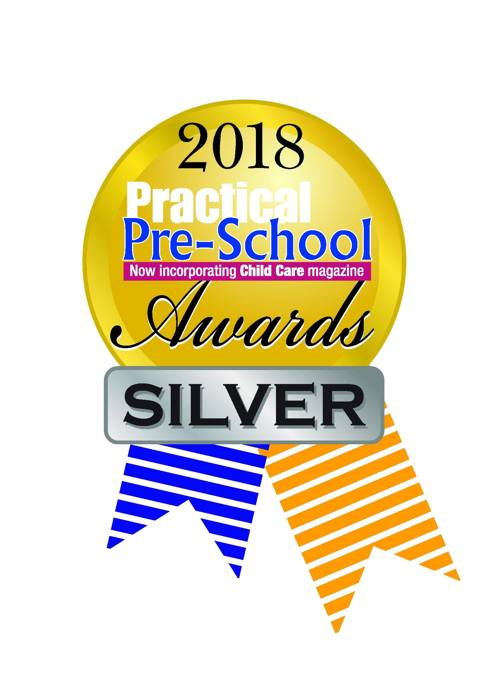 PPS Silver Award 2018 logo