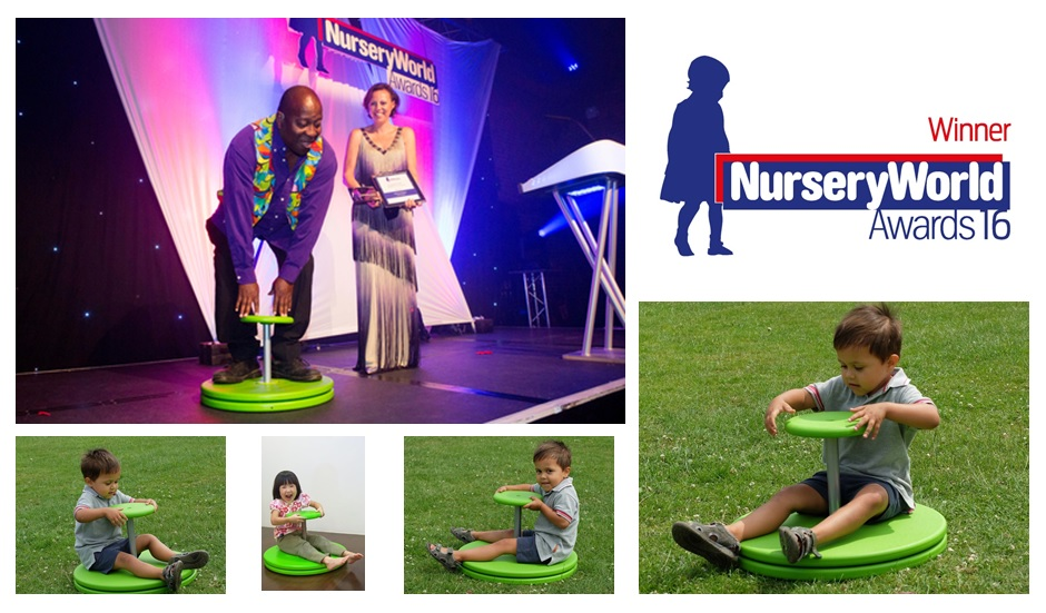 Nursery World Award winner 2016