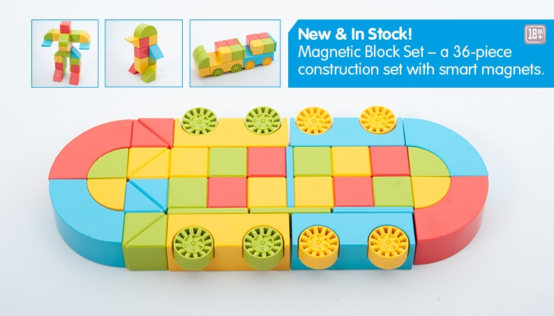 Magnetic Block Set